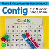 Math Game for Number Sense - Contig