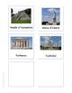 Continent Animal Cards, World Landmarks