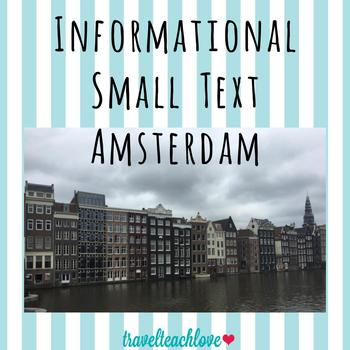Continent Informational Text Amsterdam