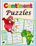 Continent Puzzles
