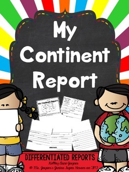 Continent Report
