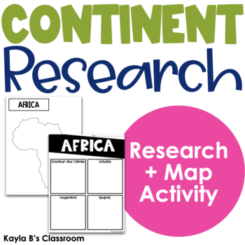 Continent Research