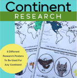 Continent Research Posters