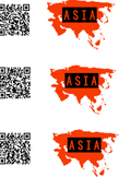 Continent Study- Asia Scavenger Hunt