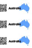Continent Study- Australia QR Scavenger Hunt