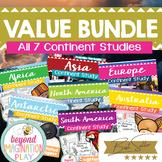 Continent Study Bundle