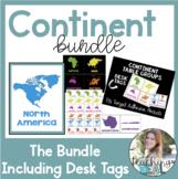Continent Tables - Bundle