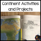 Continent activities and projects