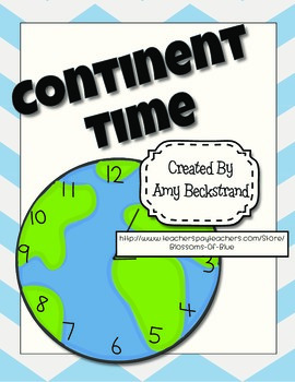 Continent Time