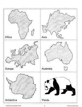 Continent and Animal Games