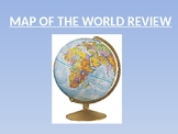 Continent and Ocean Map Review
