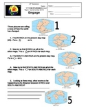 Continental Drift Engage Activity