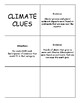 Continental Drift Evidence Card sort Activity