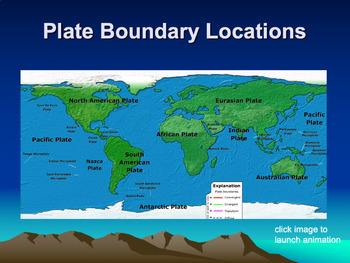 Continental Drift & Plate Tectonics Notes and Task Card Bundle