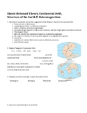 Continental Drift, Structure of the Earth & Paleomagnetisms