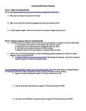 Continental Drift Theory Webquest