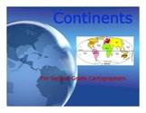 Continents - A Comprehensive Study