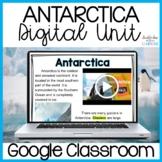 Continents: Antarctica Digital Distance Learning GOOGLE Unit