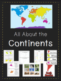 All About the Continents