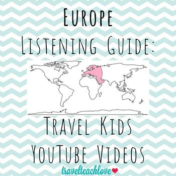 Continents: Europe Listening Guide