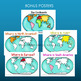 Montessori Continents Learning Pack and Activity Sheets