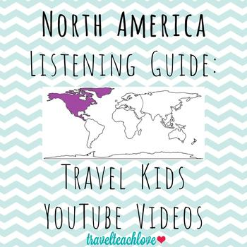 Continents: North America Listening Guide