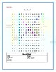 Continents Word Search w/ Answer Key
