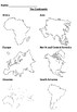 Continents and Countries