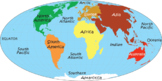 Continents and Maps Assessment