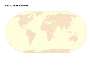 Continents and Oceans Game Differentiated