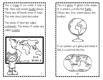 Continents and Oceans for Kids!