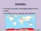 Continents of the World Powerpoint
