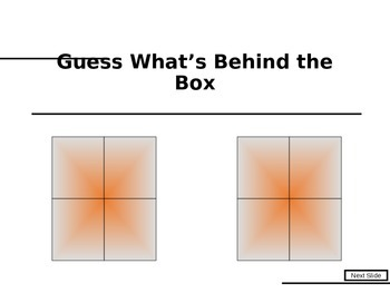 Continents, what's behind the box game