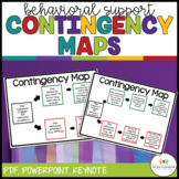Contingency Map Templates for Behavioral Problem Solving (
