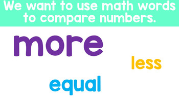 Continuing to Compare Numbers 10-15
