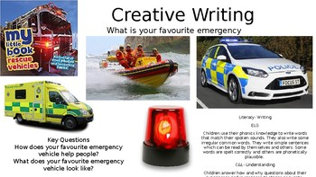 Continuous Provision Activities- Emergency Vehicles
