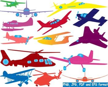 Contour aircraft color Aviation clip art plane fly flying engine toy wing -162-
