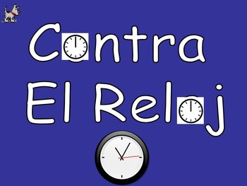 Contra El Reloj - Intermediate/Advanced Version - Beat the Clock Game