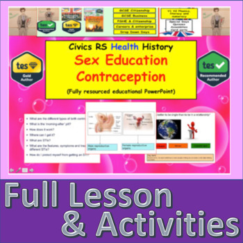 Sex Education - Contraception Methods (STI STD Protection)