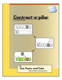 Contract-a-pillar: The Cut, Paste, and Color way to learn contractions