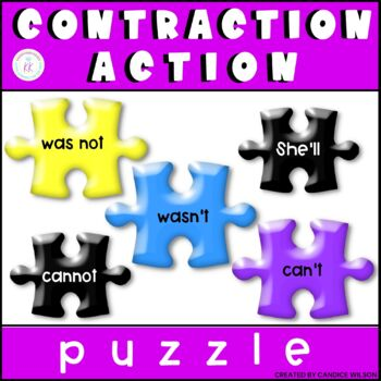 Contraction Action Puzzles