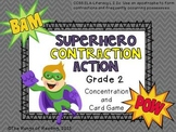 Contraction Action (TWO Games and Student Response Sheet)
