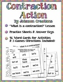 Contraction Action by Johnson Creations