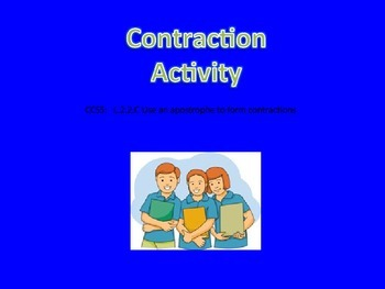 Contraction Activity