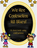 Contraction All Stars: A Class Book Using Contrations
