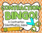Contraction BINGO game!