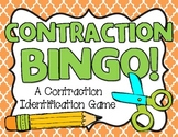 Contraction BINGO game!