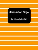 Contraction Bingo-A Great Fast Finisher and Literacy Center