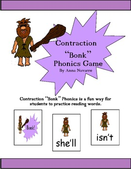 """Contraction """"Bonk"""" Game"""