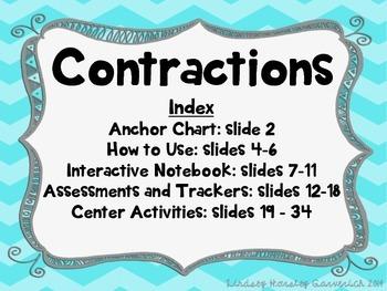 Contraction Bundle